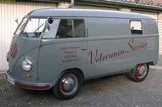 1952  Volkswagen T1 Panel