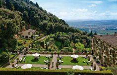 » Villa San Michele the world of envy