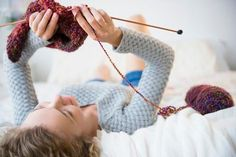 Happiness is a Needle and Thread Away: New Data on Mental Health Benefits of Knitting