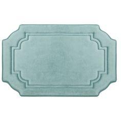 Calypso Premium Micro Plush Memory Foam Bath Mat