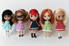 LPS Petite Blythe doll clothes