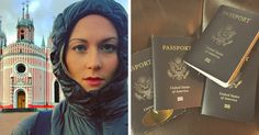 27-Year-Old Woman To Become First Female Ever To Visit Every Country On Earth | Bored Panda
