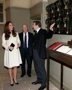 Lady Kate - Downton Abbey bastidores