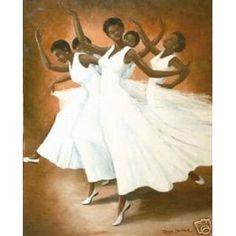 African American Art Print