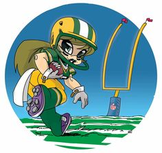 Let's Go Packers!
