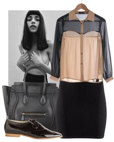 """""""Untitled #659"""" by adelinasgray on Polyvore"""