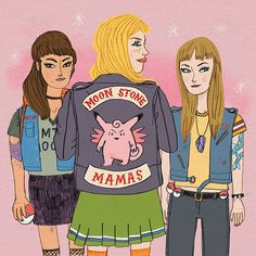 Moon Stone Mamas | Katie Turner