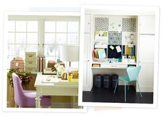 Colorful Office Spaces / Ruche Blog