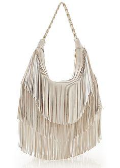 Fringe shoulder bag from VENUS