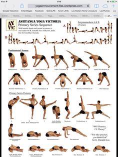 John Scott Drawings Ashtanga Yoga