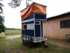 Primeira Tiny House Brasileira