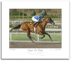 Fine Art Editions   Game On Dude by Robert Clark – Print