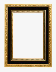 Gold frame PNG and Clipart Portrait Background, Banner Background Images, Free Frames, Borders And Frames, Frame Border Design, Power Star, Gold Picture Frames, Antique Frames, Photo Backgrounds
