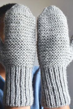Hands up if you're ready for mitten weather