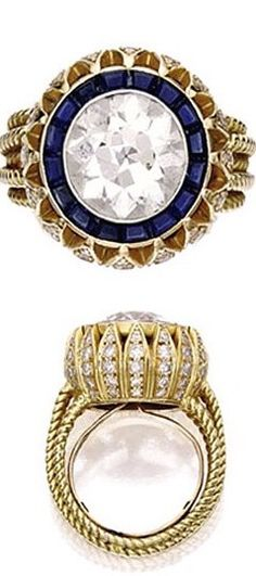 Incredible Cartier V beauty bling jewelry fashion Cartier Jewelry, Bling Jewelry, Antique Jewelry, Jewelry Rings, Jewelery, Vintage Jewelry, Fantasy Jewelry, Vintage Rings, Beautiful Rings