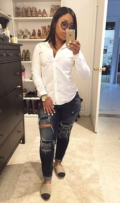 Best Baddie Outfits Part 7 Black Girl Fashion, Cute Fashion, Fashion Outfits, Womens Fashion, Fashion Trends, Spring Outfits, Winter Outfits, Business Casual Outfits, Fashion Killa