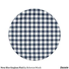 Navy Blue Gingham Plaid Paper Plate Paper Napkins, Paper Plates, Blue Gingham, Navy Blue, Summer Bridal Showers, Cake Servings, Party Tableware, Baby Boy Shower, Biodegradable Products