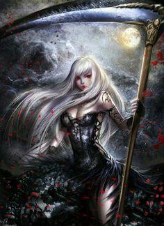 Lady Darkness Seira J. Loyard