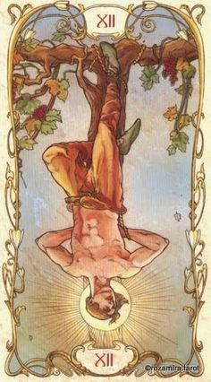 <({ The Hanged Man })>