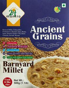 24 Organic Mantra Barnyard Millet