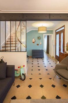 Rénovation d\'une maison de ville en banlieue parisienne | interior ...