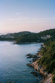 Lamma Island, Hong Kong, China. Kodak Portra 160