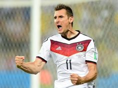 f88f0c07e Miroslav Klose Germany striker retires from international football