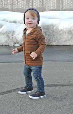 CARA LOREN: Toddler Outfit