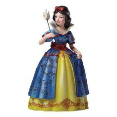 Enesco Disney Showcase Snow White Couture de Force Masquerade Figurine