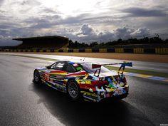 Jeff Koon's BMW M3 Art Car