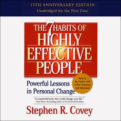 Free Audiobook - The audiobook edition of The 7 Habits of Highly Effective People: Powerful Lessons in Personal Change, by Stephen R. Covey, narrated by Stephen R. Covey, is free in the Audible store.