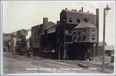 Hanna Mining Co. Crosby Minnesota 1940