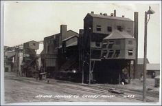 Hanna Mining Co. Crosby Minnesota 1940