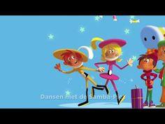 Het Sinterklaas Meezingboek - Dansen Met De Sambapiet (gezongen door Maan) - YouTube