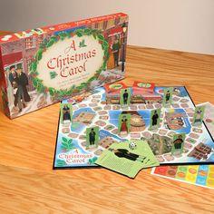 A Christmas Carol Board Game