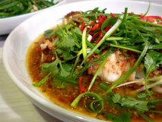 3 hungry tummies: Steamed Rockling With Hot And Spicy Bean Sauce  香辣...