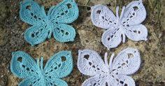 Fonte destas imagens . Crochet, passo a passo e receitas