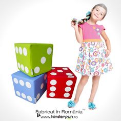 The giant DICE cube Play for Kids is a product designed for group games that develop physical abilities and help children interact, so learning activities will be accomplished through a lot of play. Soft Play, Group Games, Dice, Learning Activities, Cubs, Kids Playing, Children, Design, Shape