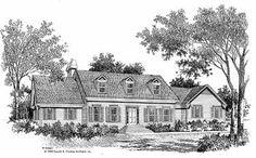 Solar Sun Room (HWBDO07625)   Colonial House Plan from BuilderHousePlans.com