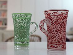 SALAHEDDIN Tasse à thé Carafe, Damascus, Syria, Handicraft, Artisan, Brittany France, Product Launch, Aleppo, This Or That Questions