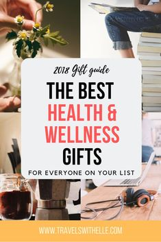 Wondering what to get the fitness junkie, yogi, or overall wellness enthusiast on your list? Discover some of my favorite self-care, health, and wellness gifts with this guide!