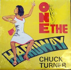 """One the Hardway""   Chuck Turner   Reggae from 1988.   Produced by King Jammie and Lloyd James"