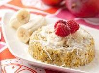 Mango Tropics Quinoa Flake Bake