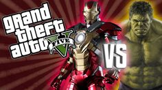 GTA 5 PC Mod Showcase - HULK VS IRON MAN MOD! - YouTube