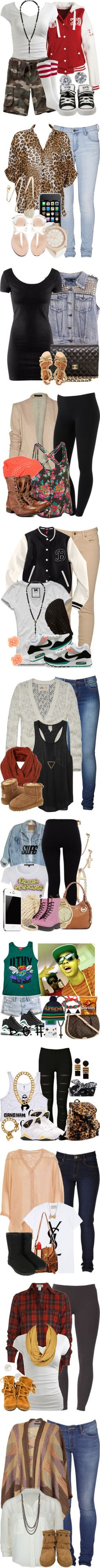 """""""Swagg Part 8"""" by littlemissdeaja ❤ liked on Polyvore"""
