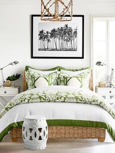 Decorating with Greenery – Greige Design