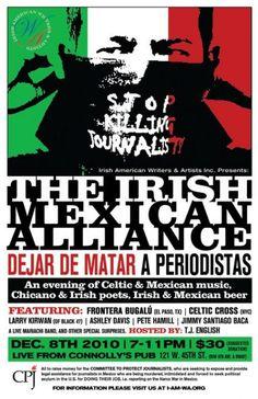 irish mexican alliance