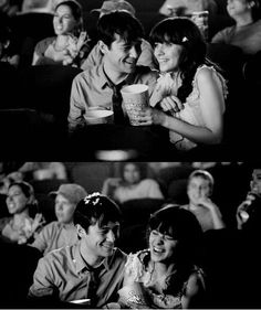 """It's love. It's not Santa Claus."" - 500 days of summer"