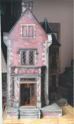 Phoebus folly. House by Frances England. The finish on her houses is absolutely beautiful. (so lucky to own one myself)