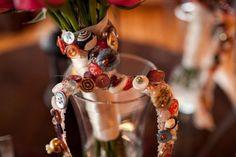 Buttons wedding (3) by Letitia Allen, via Flickr